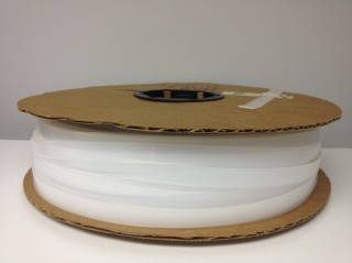 "1/2"" Wide Plastic Tack Strip - 500 Ft Roll"